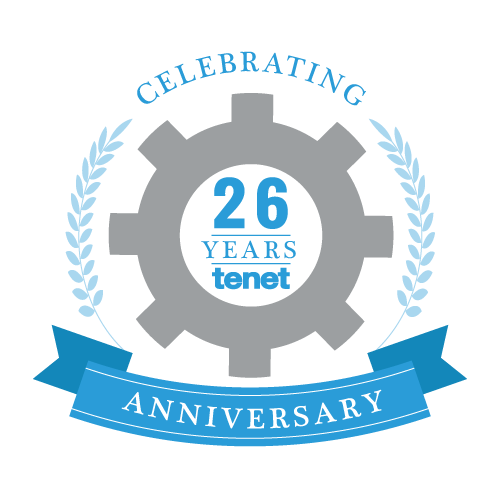 Celebrating 26 years of Tenet